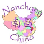 Nanchang Color Map, China