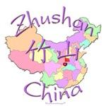 Zhushan, China