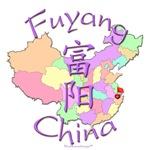 Fuyang, China...