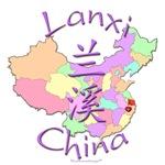 Lanxi, China...
