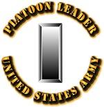 Army - Platoon Leader - 1st LT