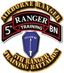 5th Ranger Training Bn - FBGA
