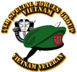 7th Special Forces Group - Vietnam