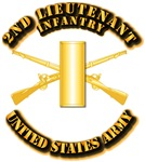 2nd Lieutenant - Infantry