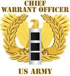Emblem - Warrant Officer CW3 - 1
