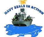 Navy - SOF - Navy Seals in Action