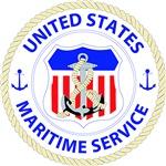 United States Maritime Service Emblem