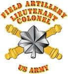 Artillery - Officer - LTC