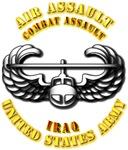 Emblem - Air Assault - Combat Assault - Iraq