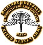 Army - HALO Badge