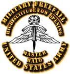 Army - HALO Badge Master