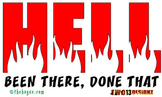 Hell - Been There, Done That