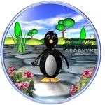 Cool Penguin