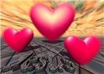 Pretty Hearts & Jesus