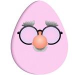 Pink Easter Egg (Potato Head)