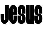 Jesus T Shirts (Black)