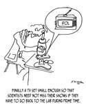 Microscope Cartoon 0745