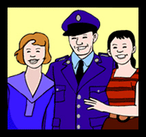 <P>Air Force Families