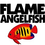 Flame Angelfish Species