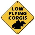 Low Flying Corgis