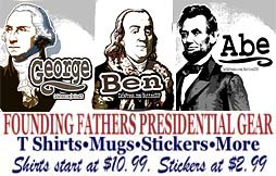 America's Founding Fathers Gift Shop