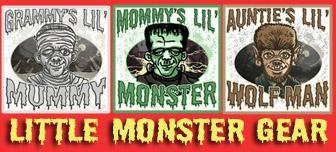 Little Monsters Gear
