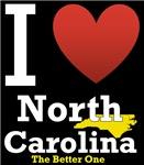 I <3 North Carolina