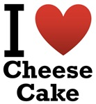 I Love Cheese Cake