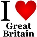 I Love Britain
