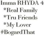 Rhyda 4 Life