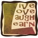 Live, Love..