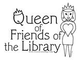 Queen of Friends of the Library