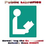 Libraries and Government