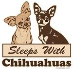 Sleeps With Chihuahuas