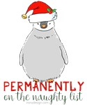 On The Naughty List Penguin