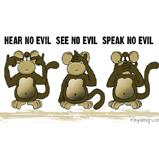 Hear No Evil...