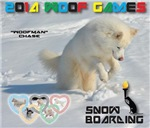 SnowBoarding WOOF Games 2014