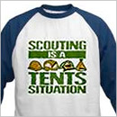 SCOUTING - TENTS