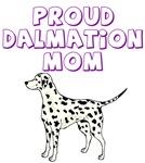 Proud Dalmation Mom