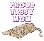 Proud Tabby Mom