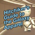 hitchhikers guide shirts