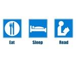 Eat. Sleep. Read