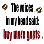 Buy more goats voices