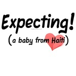 Expecting! Haiti adoption