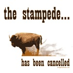 Stampede has been cancelled