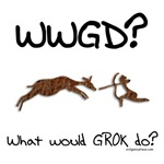 WWGD? What would GROK do?