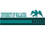 University of Wallachia Ravens Stripes