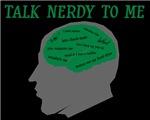 TALK NERDY TO ME SHIRT,  talk nerdy to me t-shirt,
