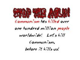 KILL COMMUNISM!