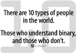 10 Types of People (NEW!)
